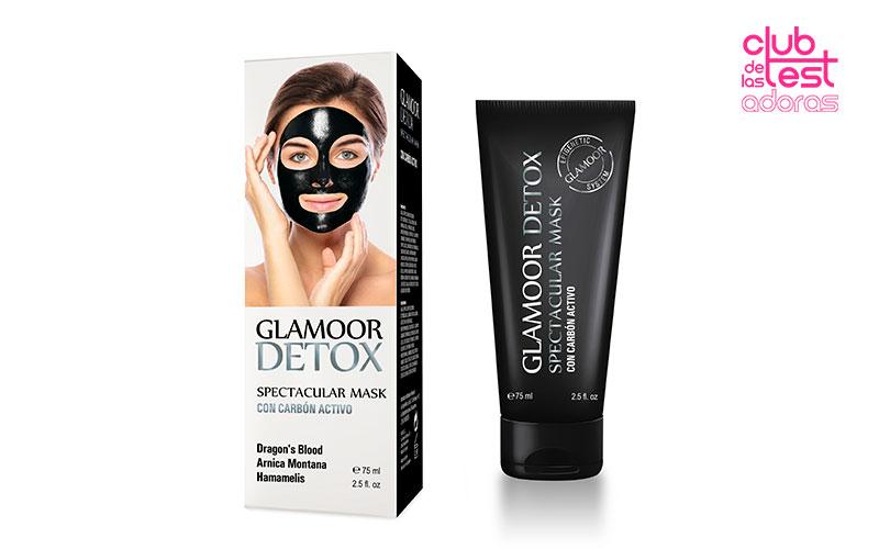 Opiniones Glamoor Detox Mask