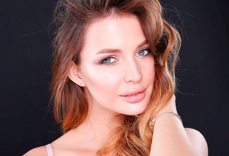 maquillaje para iluminar