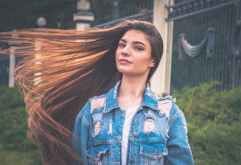 nutrientes para cuidar el cabello