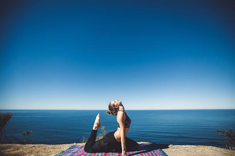secretos de belleza gracias al yoga