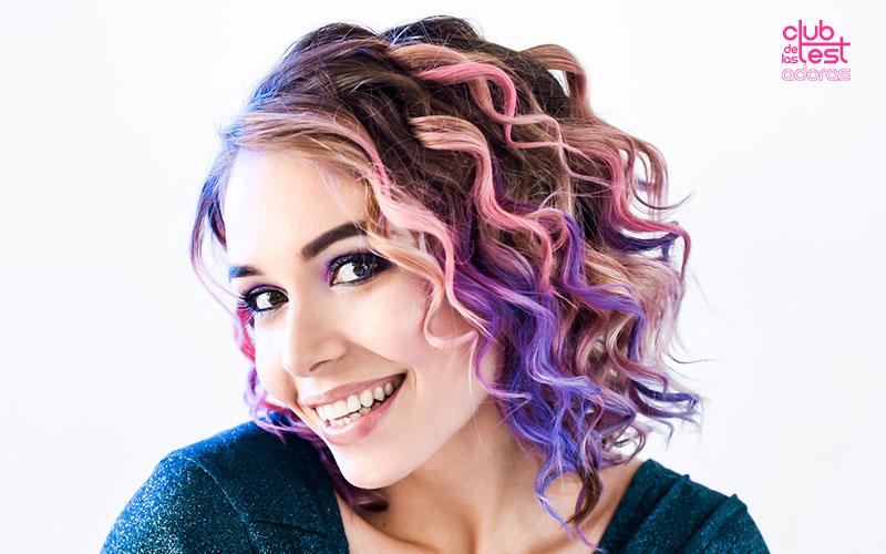 teñir temporalmente el cabello