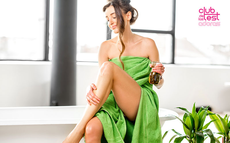 cuidar la piel de las piernas
