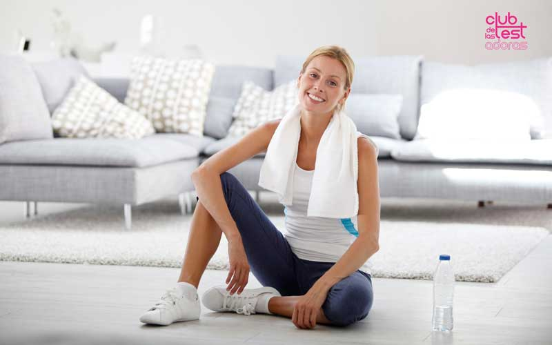 ejercicios para ponerse en forma en casa