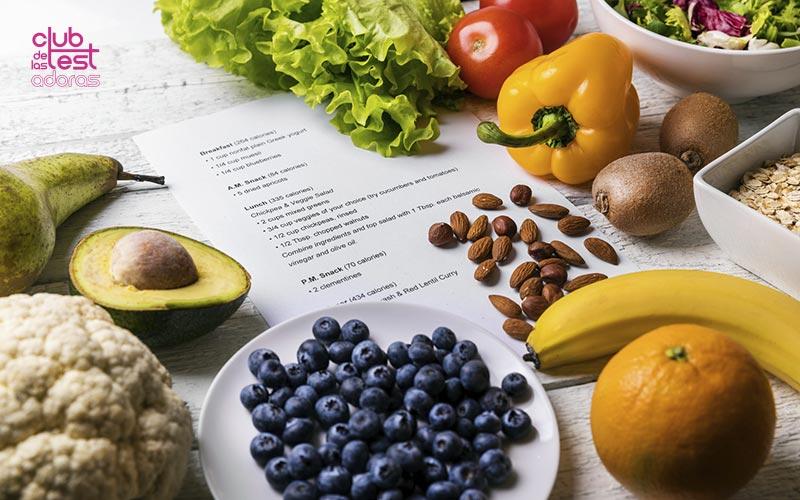 ¿cuál es la dieta más adecuada para ti?